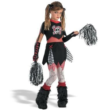 Cheerless Leader Child Costume Children costumes and Products - halloween costumes for girls ideas