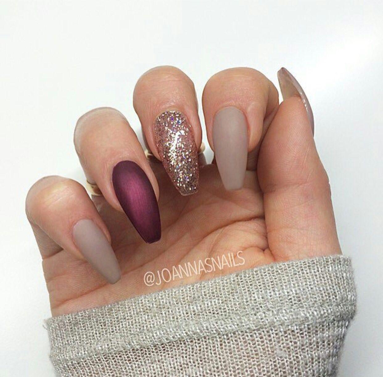 Simple nails pinterest manicure hair makeup and makeup