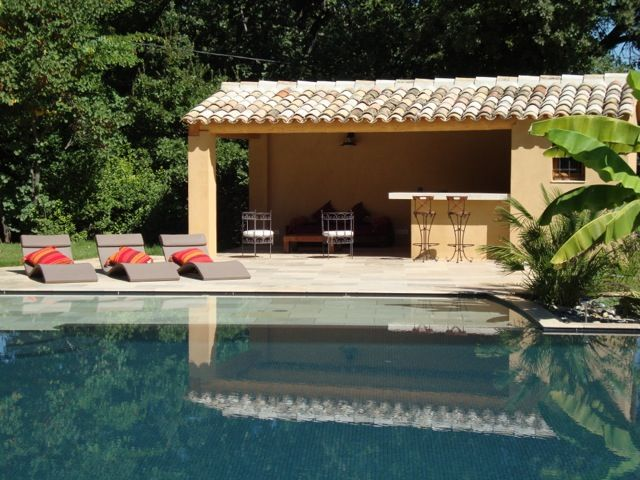 Photos Pool House Piscine