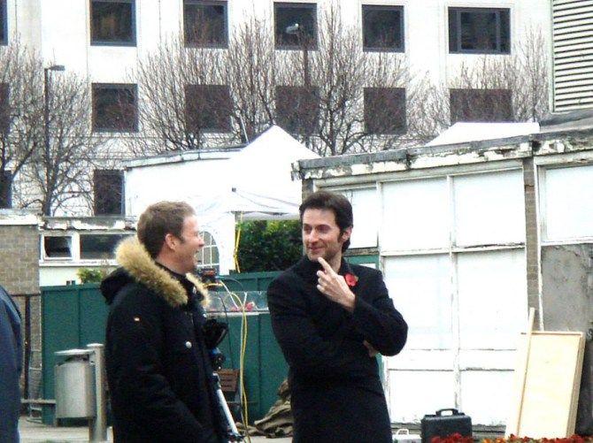 Richard Armitage &Rupert Penry Jones