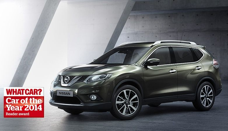 Nissan X Trail Crossovers 2014 Initially It Ll Only Be Available With A 128bhp 1 6 Litre Diesel But Next Year Nissan P Nissan Xtrail Crossover Cars Nissan