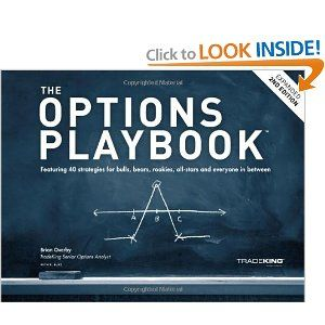 "Brian Overby: The Options Playbook - Featuring 40 strategies for bulls, bears, rookies, all-stars and everyone in between. ""A very good reference guide to almost every options strategy you can think of."""