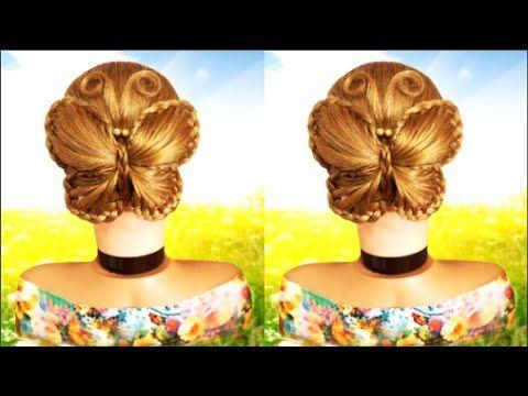 Peinados de mariposa faciles para cabello largo bonitos y - Peinados bonitos para ninas ...