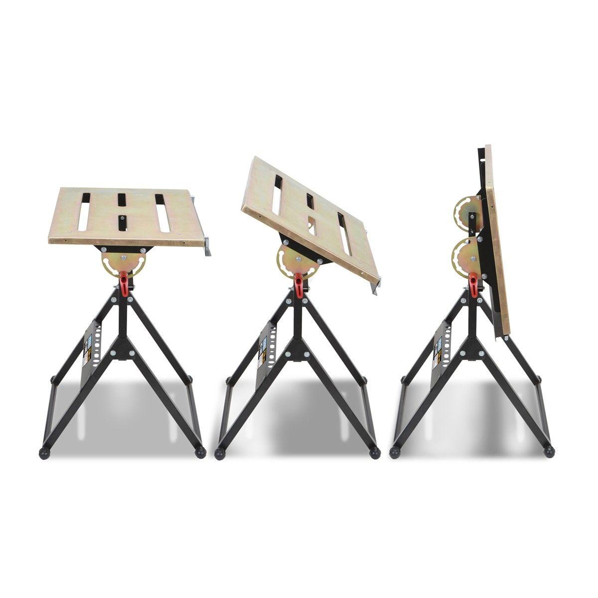 Adjustable Steel Welding Table Welding table and Steel