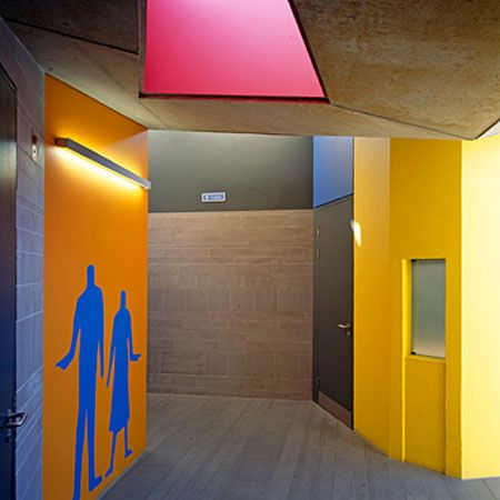Gravesend public toilets by Plastik Architects | Toilet, Public and ...