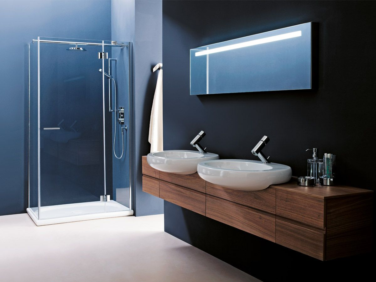 LAUFEN ILBAGNOALESSI One Semi Recessed Basin 750 | Bath | Pinterest ...