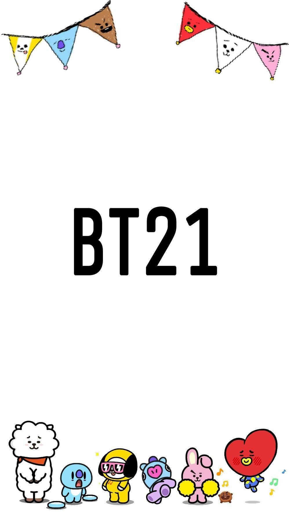 BT21 Wallpapers - WallpaperSafari