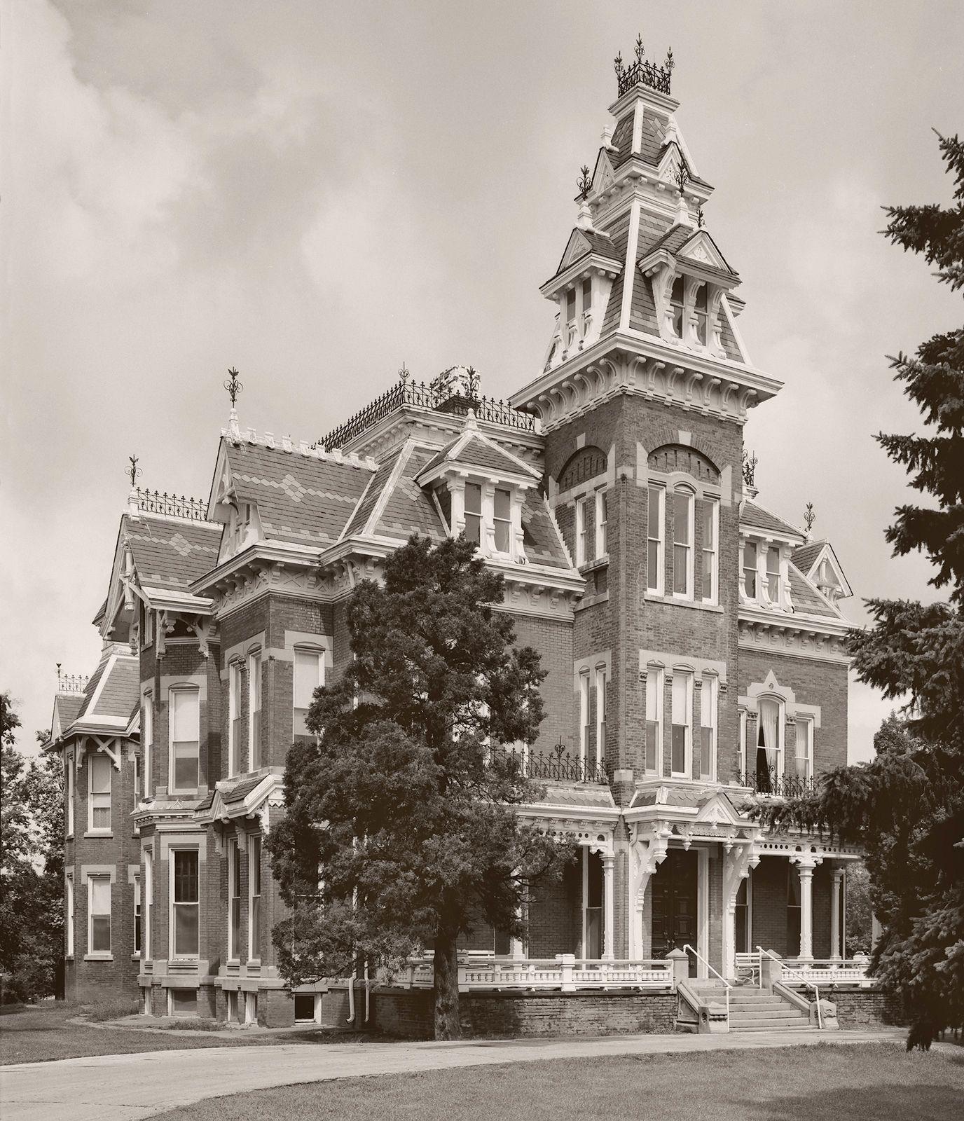 Vaile mansion independence missouri victorian