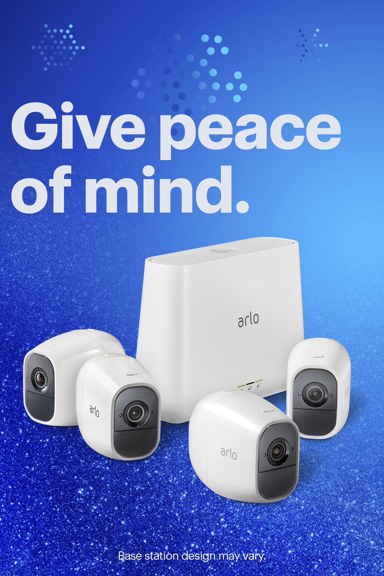 Save 250 On Arlo Pro 2 With 4 Cameras And Give Peace Of Mind In Crisp 1080p Hd Quality No Wir Security Camera System Cool Things To Buy Home Security Systems