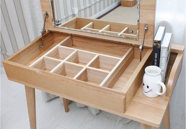 Mueble tocador japon s moderno me encanta dormitorio for Bajo gabinete tocador bano de madera