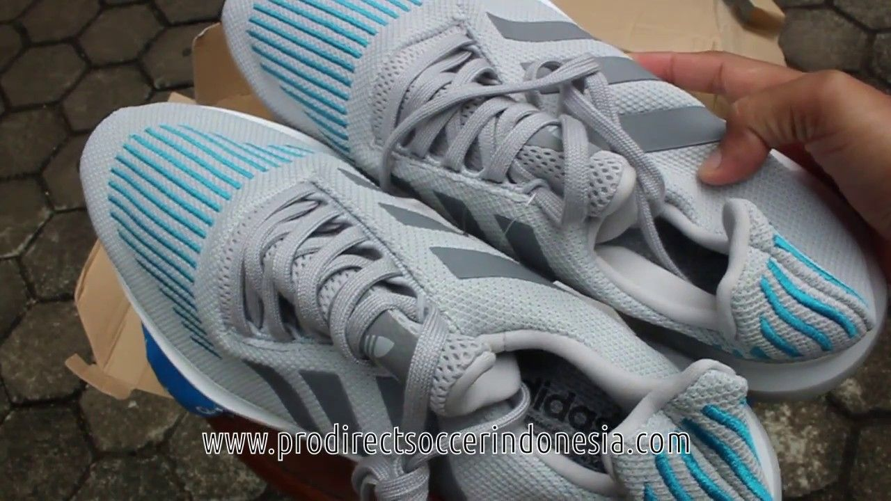 Sepatu Lari Adidas Swift Run Grey Crystal White Core Black Cg4108