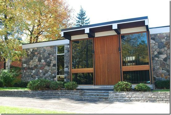 mid century modern homes design mid century modern home photos - Mid Century Home Design