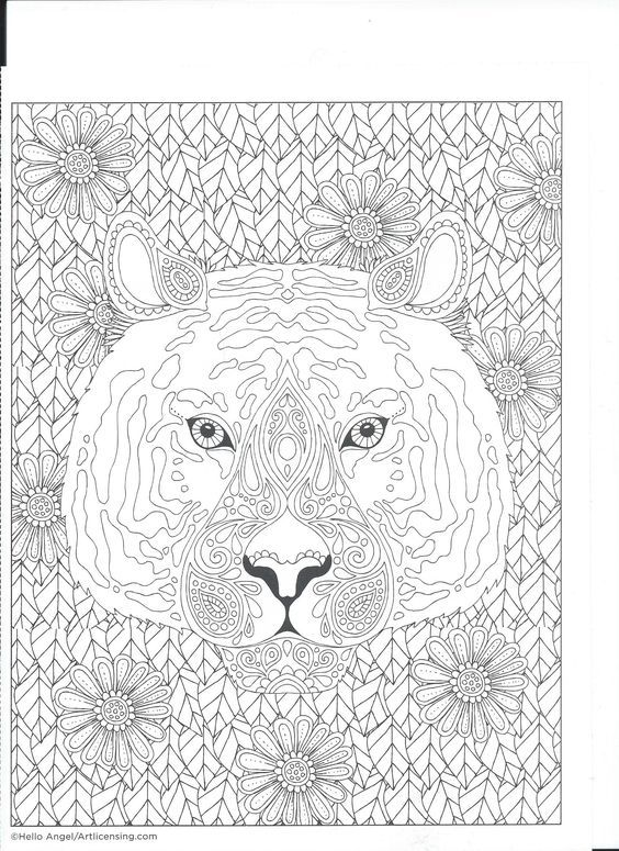 Find This Pin And More On ANIMAL COLOURING PAGES By Alantbest