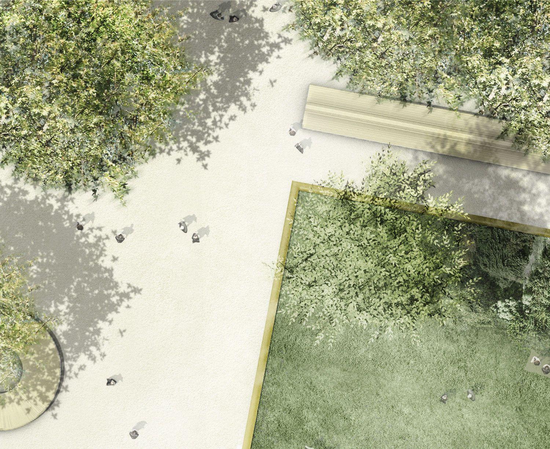 Atelier loidl trees architektur st dtebau i for Architektur design studium