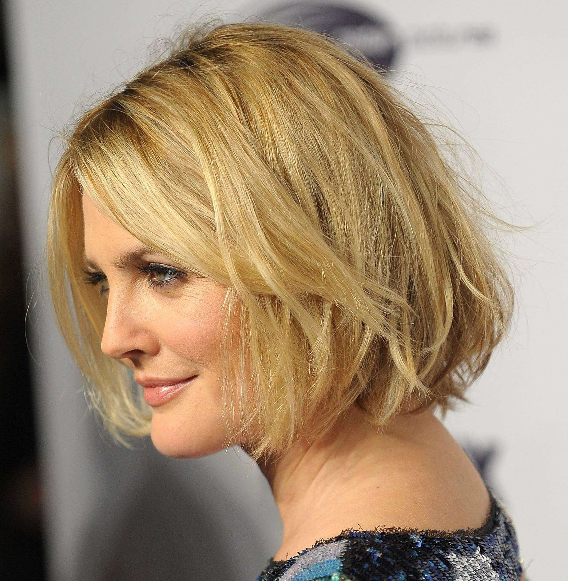 54 Frisuren Dünnes Haar Hohe Stirn