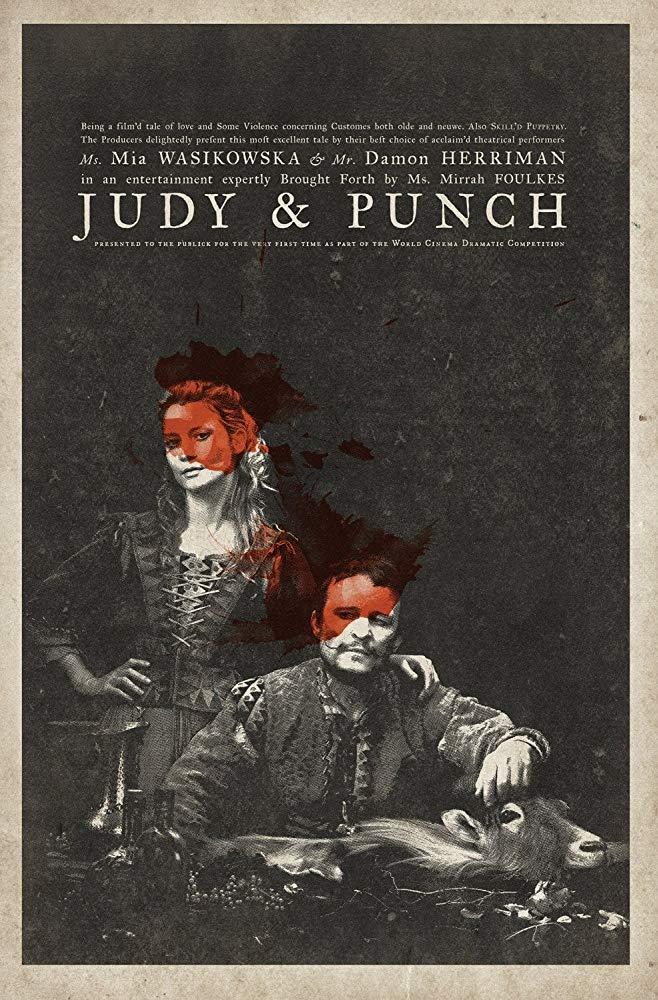Judy & Punch (2019) Mia wasikowska, Damon herriman