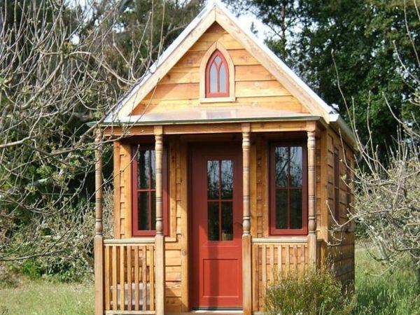 Kleines Haus Bauen kleines haus bauen – 34 interessante designs | domy i ogrody