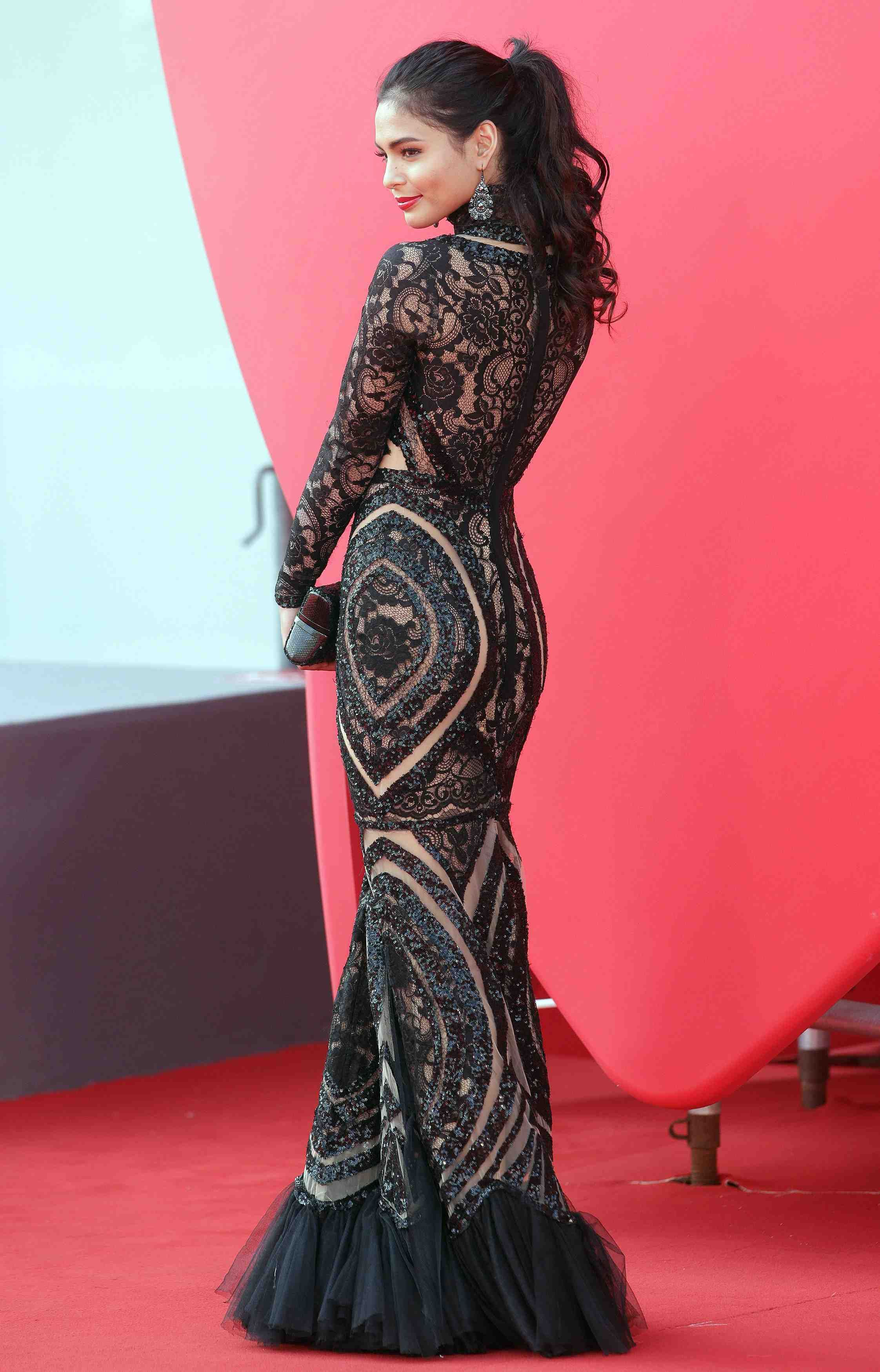 Pin lovi poe for tattoo pictures to pin on pinterest on pinterest - Loving This Dress Worn By Philippine Actress Lovi Poe At The Venice Film Festival