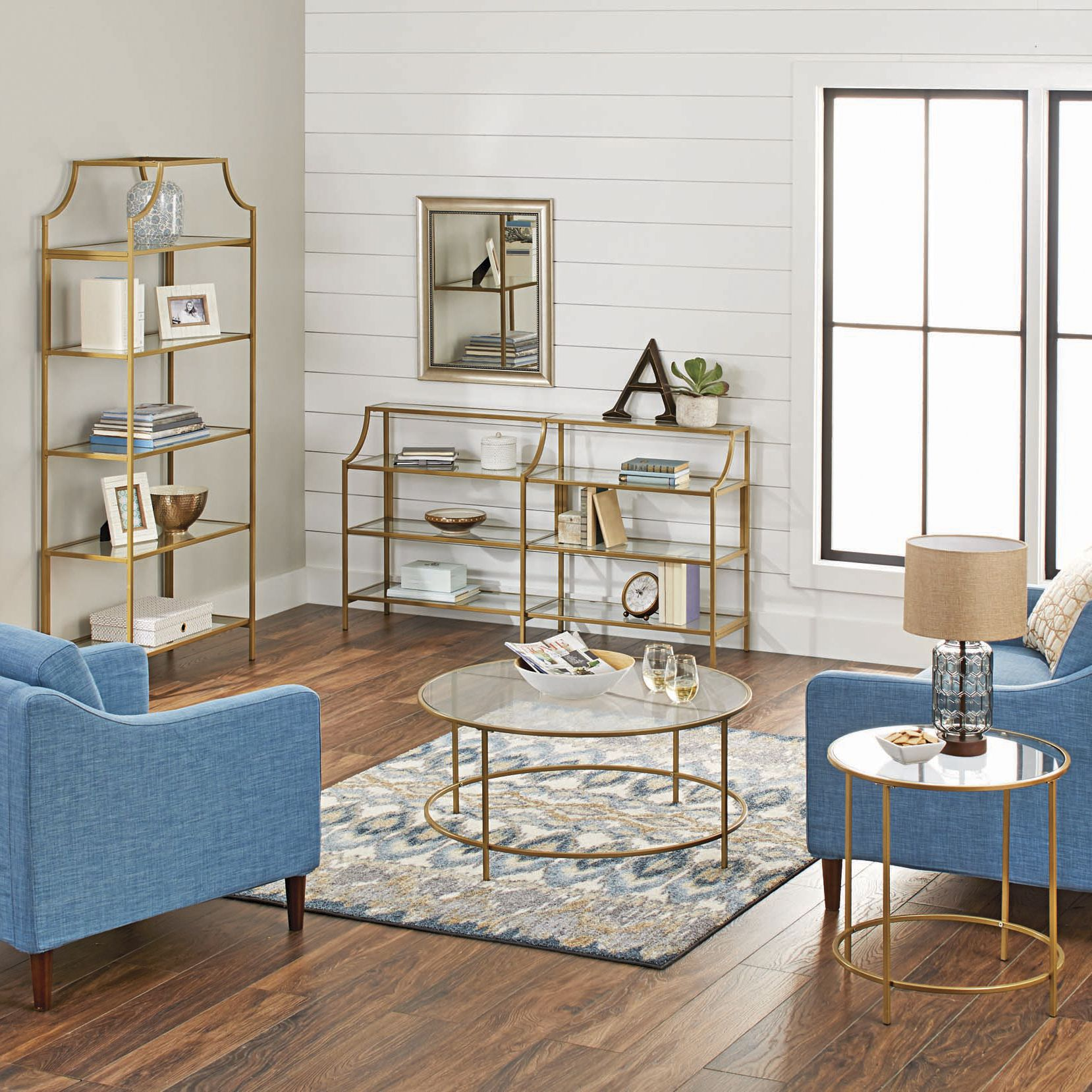 Better Homes And Gardens Nola Side Table Multiple Finish Walmart Com Home Slim Console Table Coffee Table