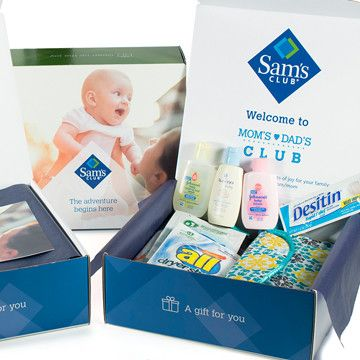 Free Baby Samples Box from Sam's Club | ♡♥REFER A FRIEND (be my ...