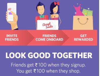 Myntra Free 200 Credits Offer : Myntra New User Free 200 Credit Offer - Best Online Offer