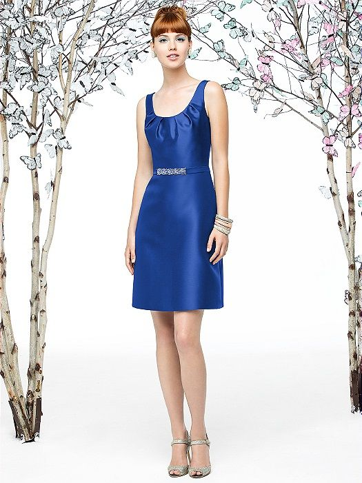 Lela Rose Style LR198 (shown in sapphire) | Weddings | Pinterest
