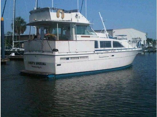 Used 1973 Bertram Motor Yacht, Kemah, Tx - 77565