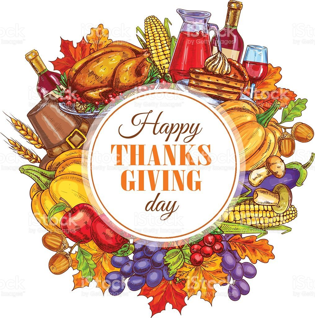 Related Image Thanksgiving Clip Art Happy Thanksgiving Day Happy Thanksgiving Cards