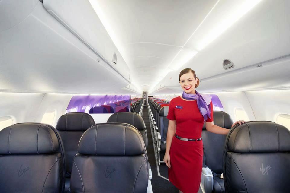 2018 年の australia virgin australia cabin crew ヴァージン