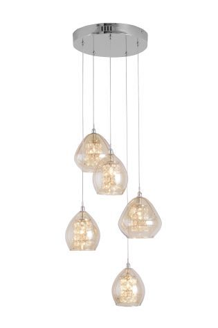 Buy 5 Light Cluster Pendant Online Today At Next Rep Of Ireland
