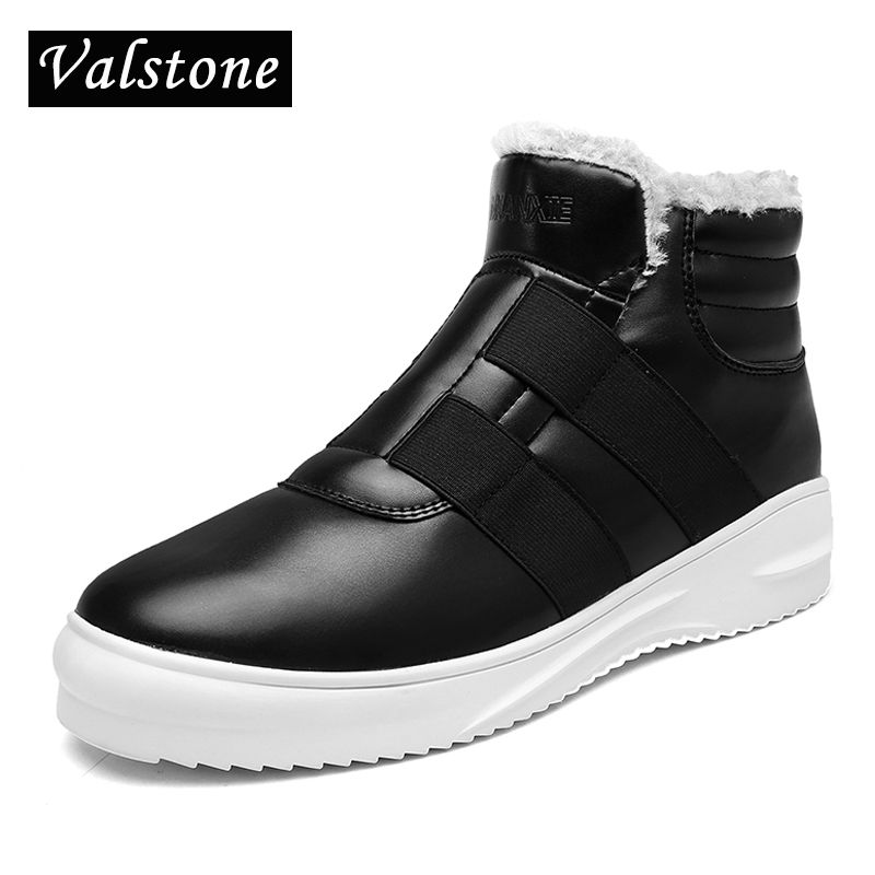 Cheap shoes men, Buy Quality shoe man men directly from China shoes men  shoes Suppliers  Winter Boots Men Soft Leather Men Boots Plush Warm Winter  Shoes Men ... 910a97ab8fba
