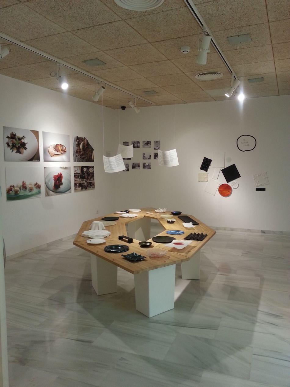 Exposición Vajillas de Vanguardia