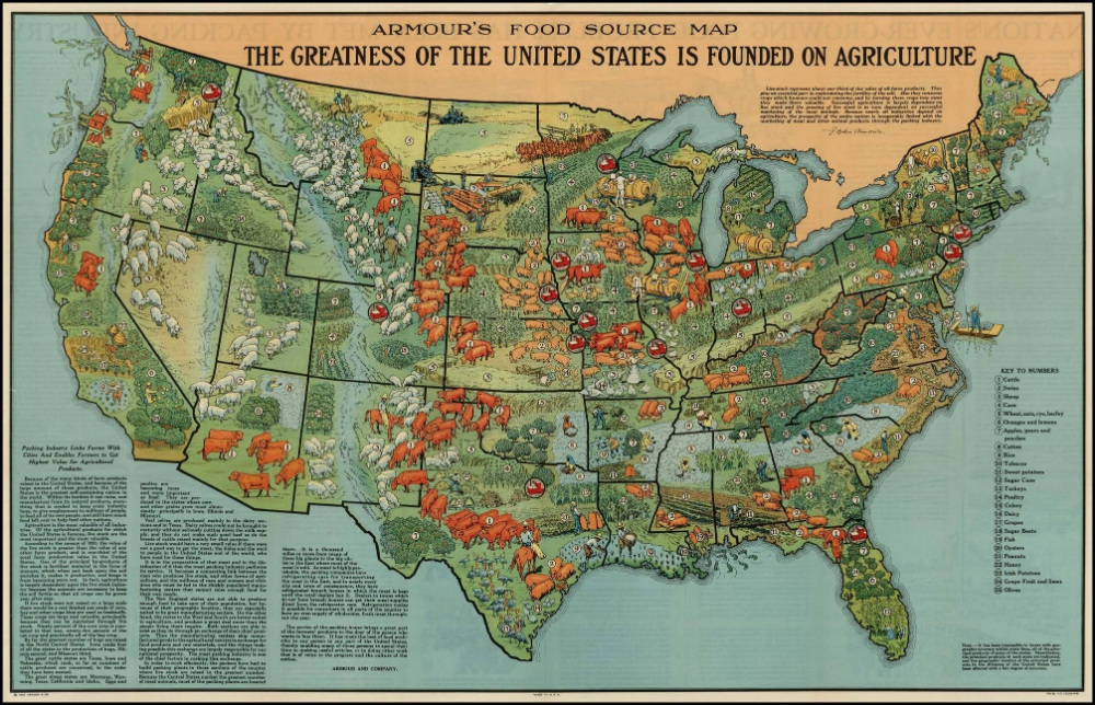 Pin by Lee Owenby on Green Living Farm facts, American