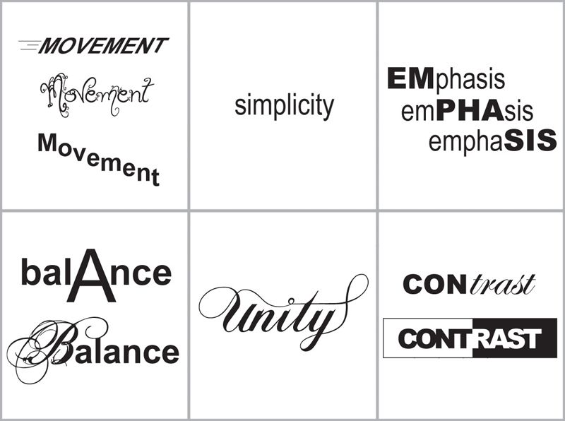 Graphic Design Principles And Elements Graphic Design Teacher Typography Design Typography