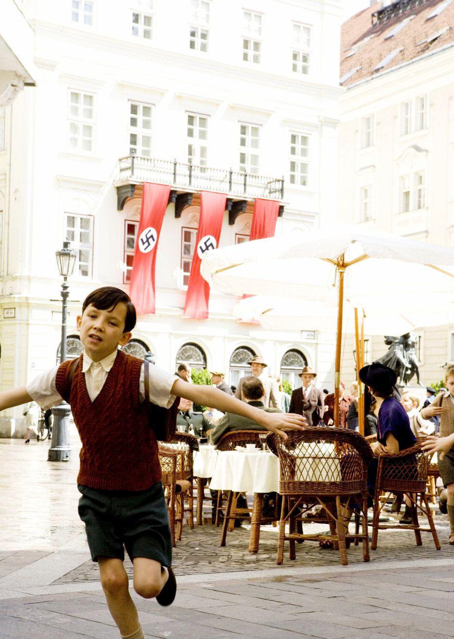 The Boy In The Striped Pyjamas Ensaio Fotografico Budapeste O