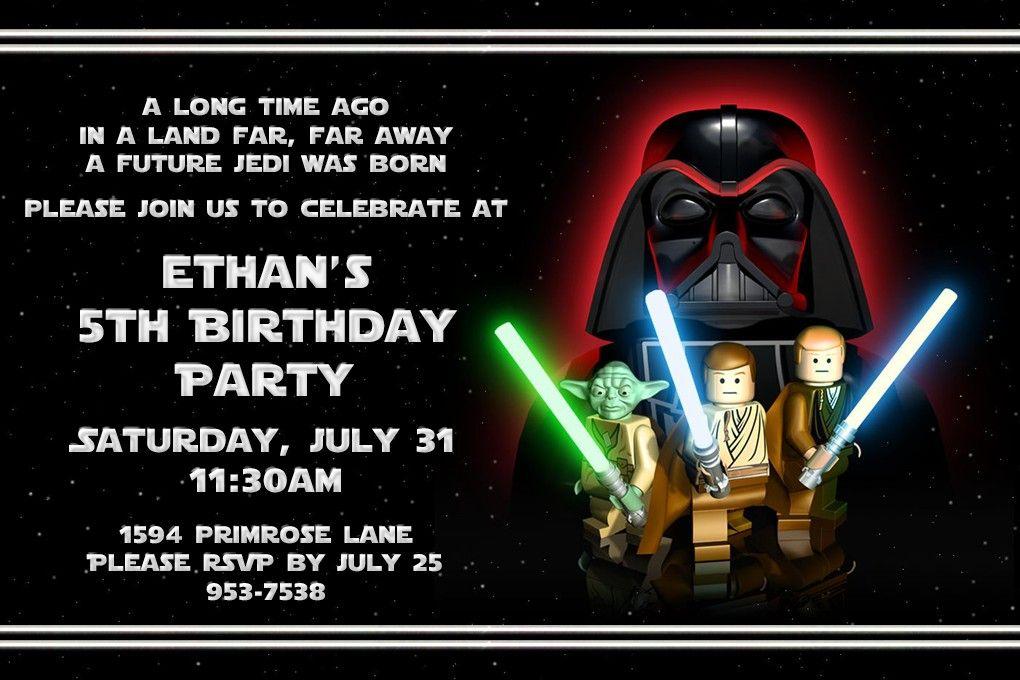 Pin On Lego Star Wars Birthday
