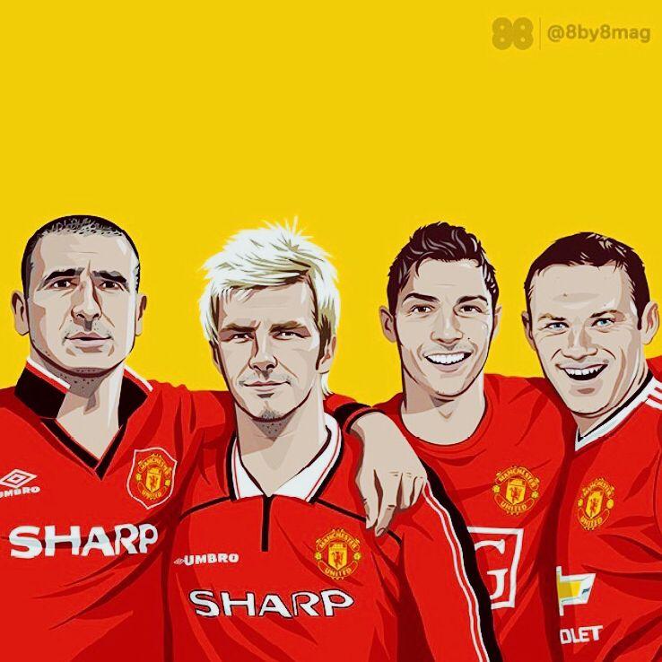 United Legends | Sports | Pinterest | Man united, Manchester united ...