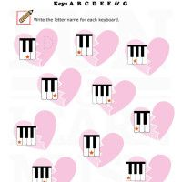 All 7 Keys (#616) | 계이름 | Pinterest