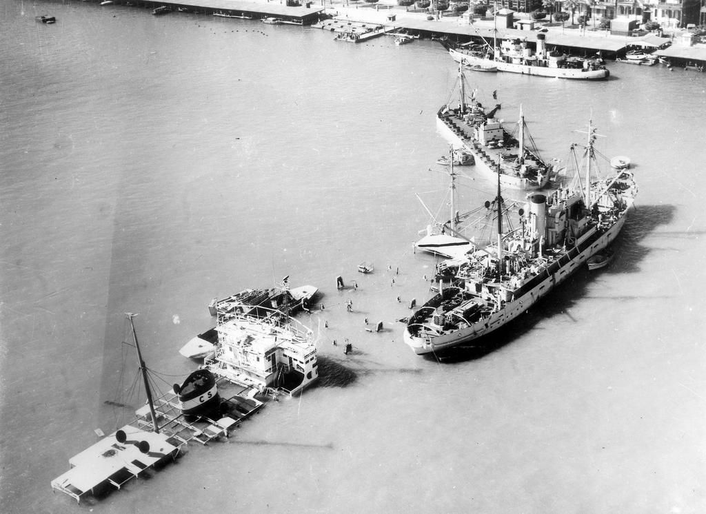 The suez crisis of 1956 the