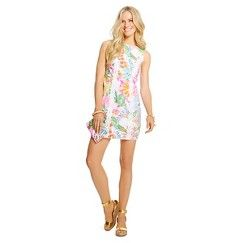 Lilly Pulitzer for Target Women's Shift Dress - Nosie Posey - 16