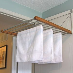 Greenway Fold Away Bamboo Drying Rack Costco Repinned By