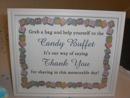 pin by sweet servings on sweet servings baby shower candy table rh pinterest com