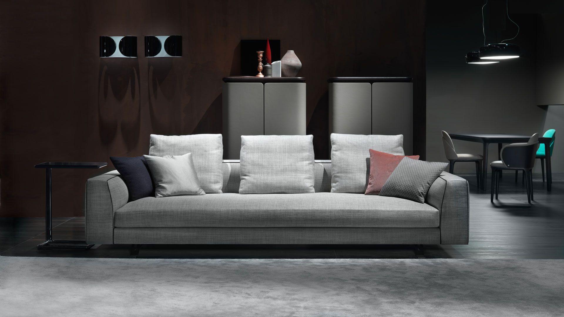 Divano Multicolor ~ Divano angolare lugano colore grigio produzione santambrogio