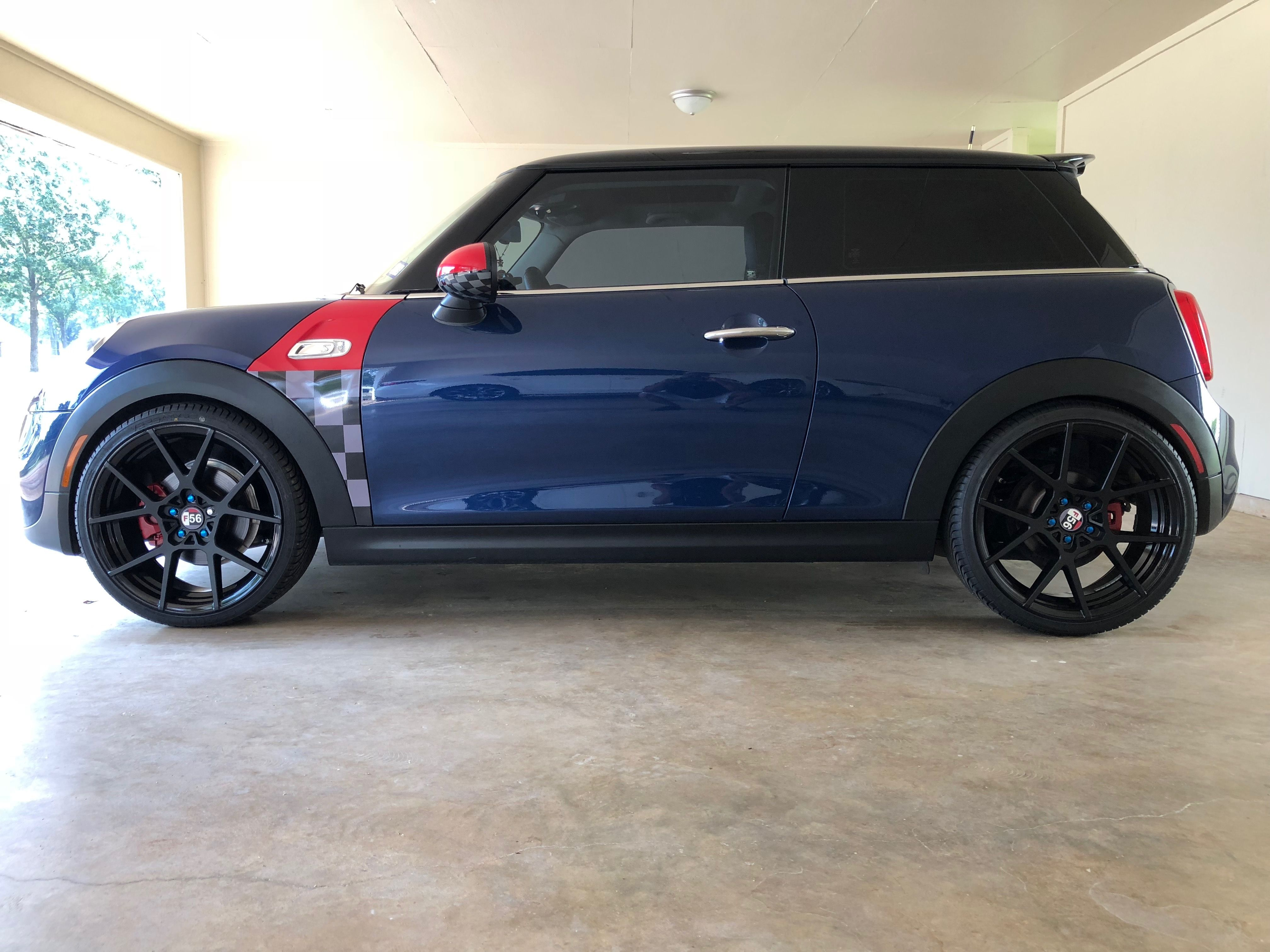 2014 Mini Cooper S On 20 Rims Tires For Sale Mini Cooper S Mini Cooper