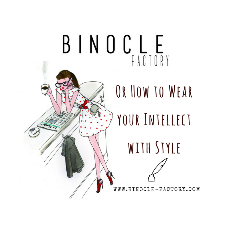 tuned ! www.binocle-factory.com #binocleambassador 🤓