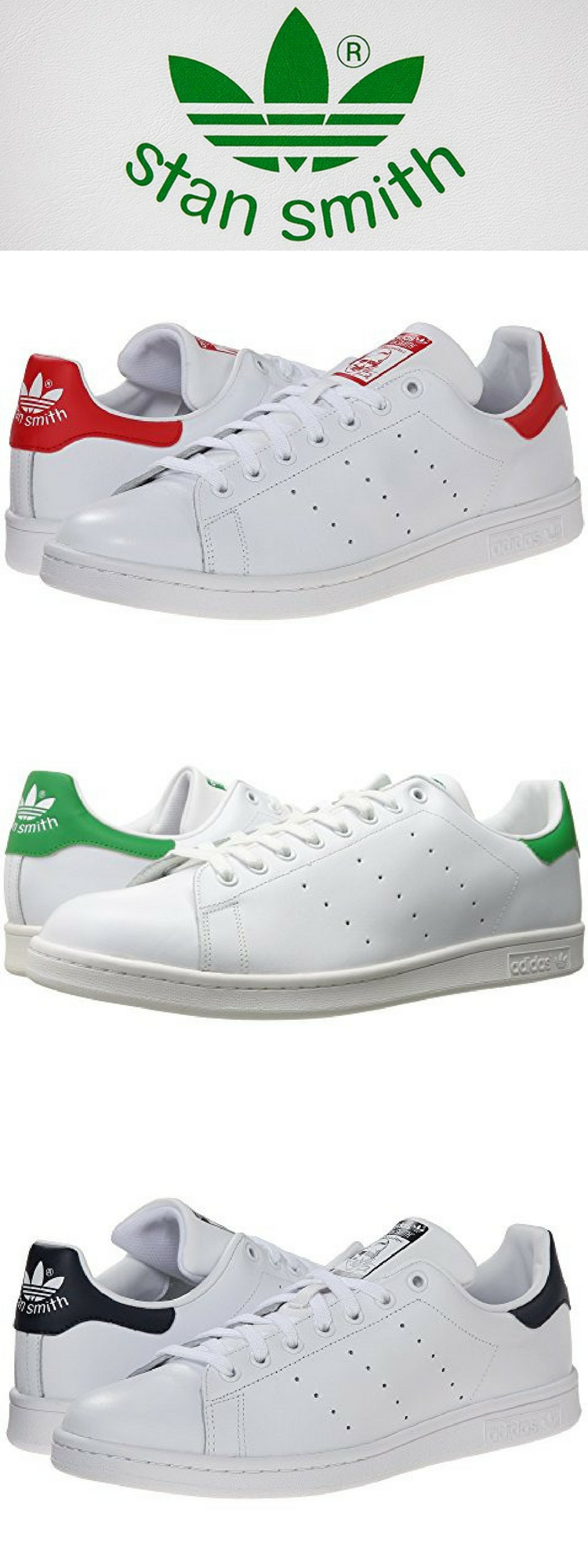 Adidas Originals Stan Smith Men's Classic Shoes | Zapatos