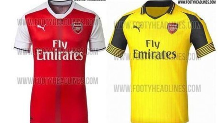 b3b081e05 Premier League 2016 2017 Kit Leaks  Arsenal Chelsea Liverpool Man Utd and  Spurs Kits Revealed