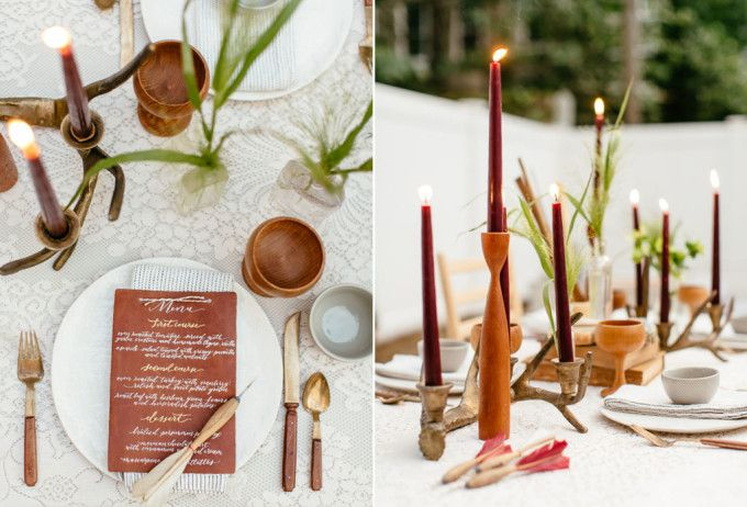 Wooden themed for earthy tone wedding decoration idea how to wooden themed for earthy tone wedding decoration idea how to create the perfect wedding color junglespirit Image collections
