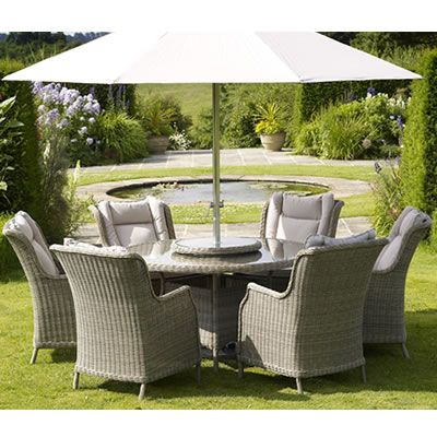Bramblecrest Oakridge 6 Seat Dining Set    BOAK1A    Garden Furniture World. Bramblecrest Oakridge 6 Seat Dining Set    BOAK1A    Garden