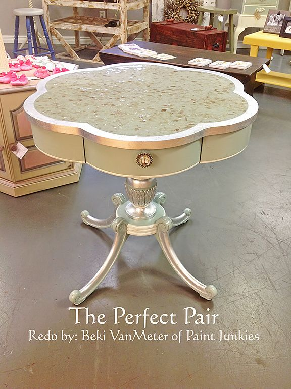 Check out our blog for details on this table and see the before photo as well.